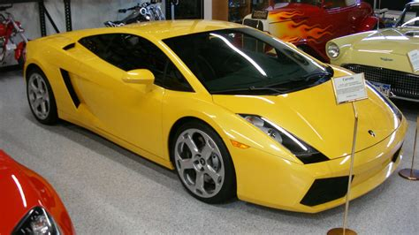2005 Lamborghini Gallardo 2005 Lamborghini Gallardo Mathews Collection
