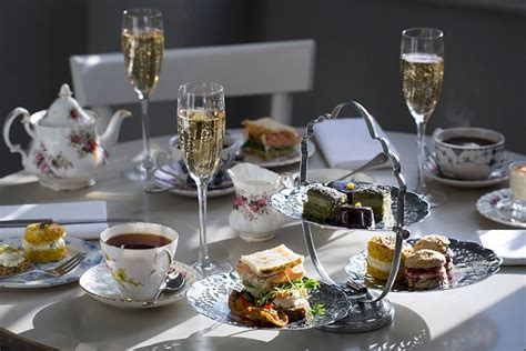 places  afternoon tea  london business insider