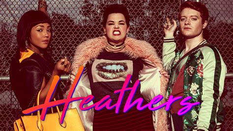 tv show 2017 heathers anthology ordered to series at tv land