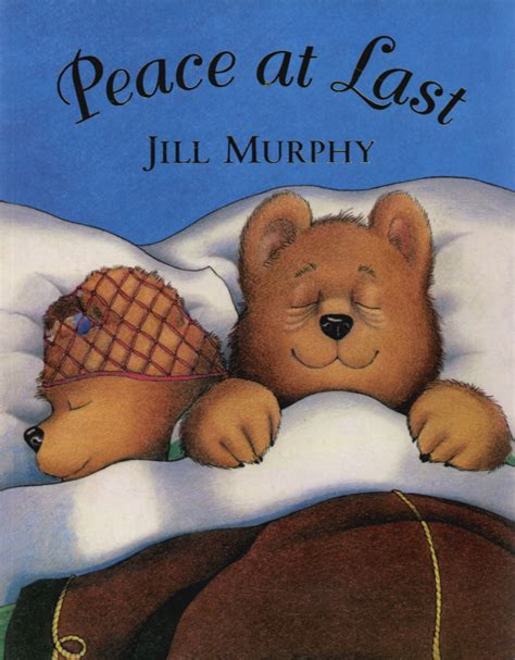 peace at last 0230015484 peace at last by murphy jill 9780230015487 brownsbfs