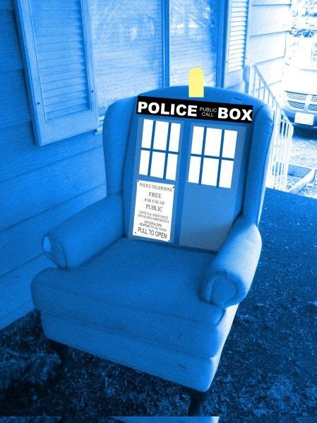 tardis couch wingback tardis chair would look gorgeous in my living