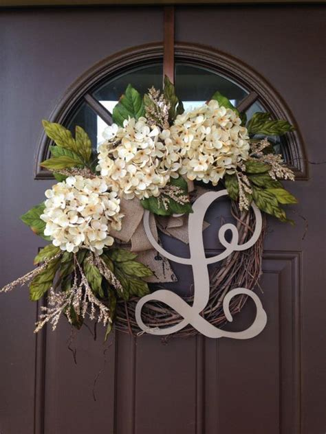 wreath ideas for front door 25 best ideas about front door wreaths on pinterest