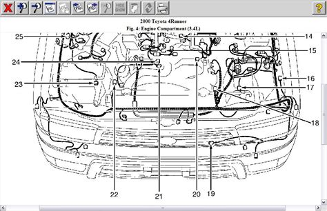 2000 toyota 4runner engine diagram how do i replace a 2000 toyota forerunner crank position