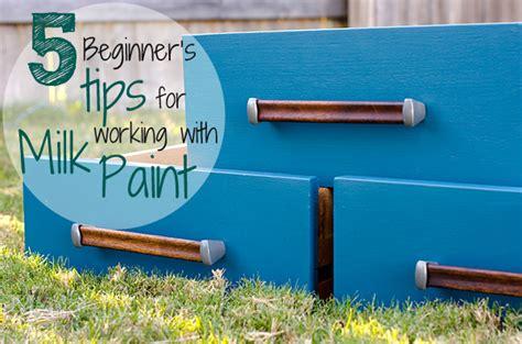 Ballard Home Decor tips for using miss mustard seed s milk paint