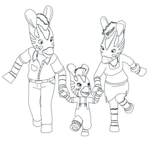 dibujos infantiles zou zou darmowe kolorowanki dla dzieci