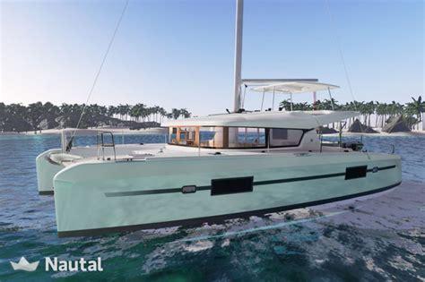 catamaran dubrovnik katamaran chartern lagoon catamarans lagoon 42 im port