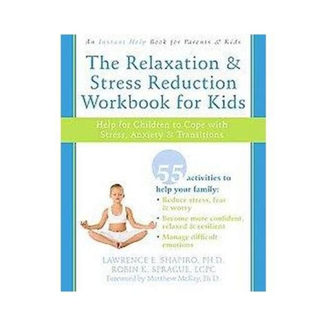 Pdf Relaxation Stress Reduction Workbook by Relaxation Stress Reduction Workbook For Help For
