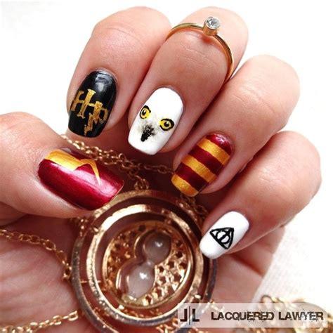 Nail Harry Potter