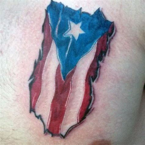 puerto rican tattoos for men 50 flag ideas for
