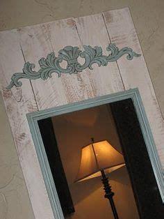 diy ideas mount a cheap full length mirror onto a wood