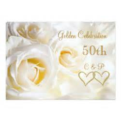 50th anniversary save the date cards zazzle