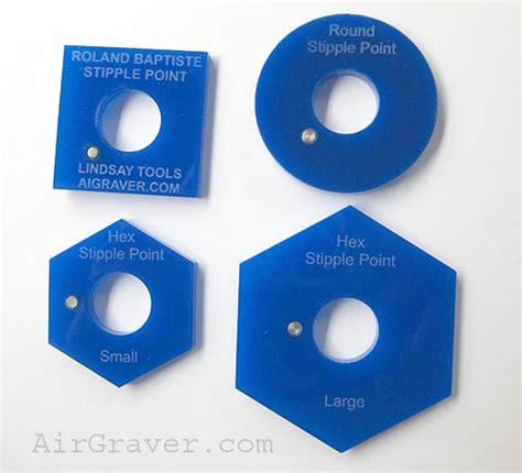 engraving templates sharpening