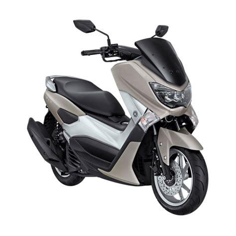 jual yamaha nmax non abs supreme gunmetal sepeda motor otr malang harga kualitas