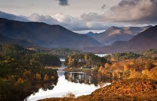 glen affric beautiful scotland