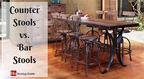 counter stool vs bar stool room buying guide counter stools vs bar stools hm etc