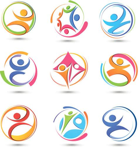 free vector logo templates abstract logo free vector 80 406 free vector