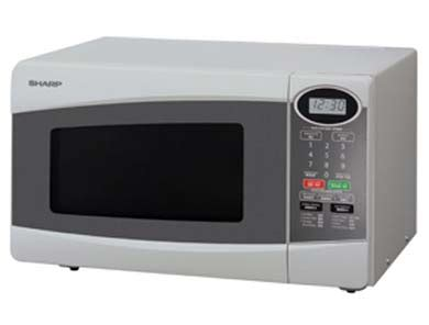 Microwave Sharp R 249 In sharp r249 220 volt medium size microwave oven