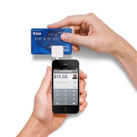 Card Reader 6slot Transparant smartphone s square credit card reader globalbrowse