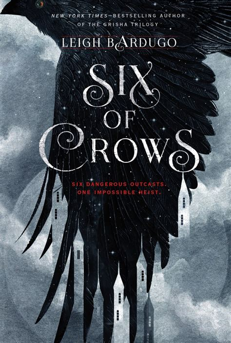 six of crows books review six of crows by leigh bardugo firehouse books