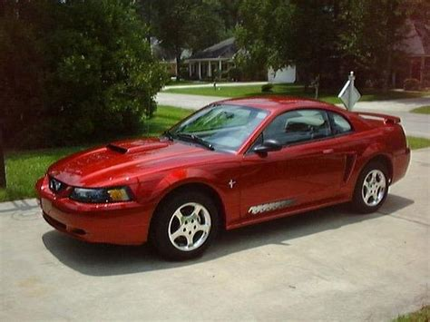 mustang packages 2003 ford mustang packages