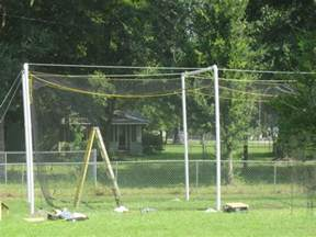 Best Backyard Batting Cage Building A Home Batting Cage