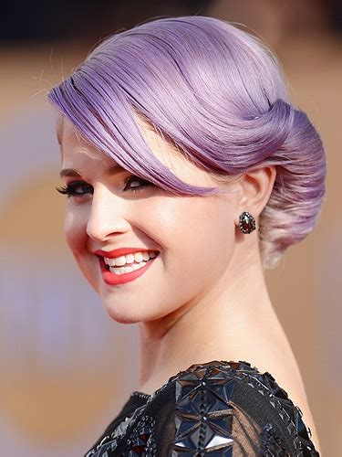 kelly osbourne lavender hair color 1000 images about kelly osbourne on pinterest