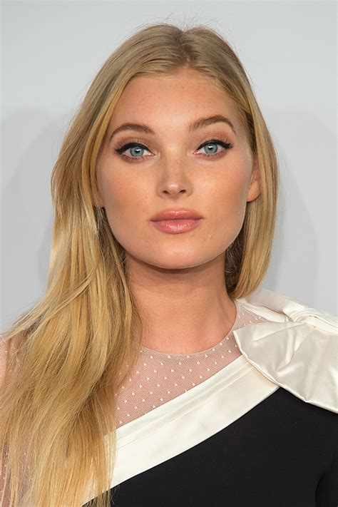 Elsa Hosk Shares her Best Beauty Secrets   StyleCaster