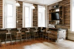 Small Table Fan Rate Reclaimed Wood Wall Home Bar Rustic With Home Bar Beige