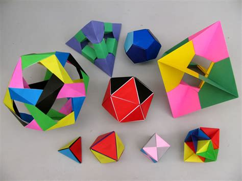 Polyhedron Origami - mr nolde s unit polyhedron origami photo gallery