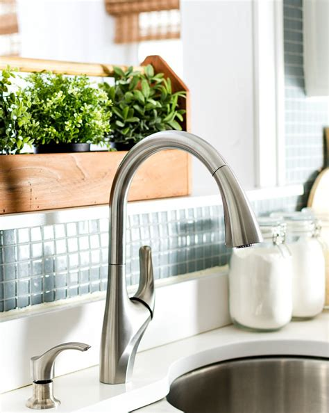 kohler kitchen faucet installation faucet installation it all started with paint
