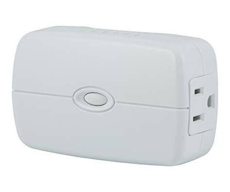 z wave plug in dimming l appliance module ge z wave wireless smart lighting control l module