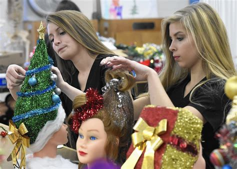 Whoville Hairstyles by For Whoville Hairdo Assignment Students Create Seuss