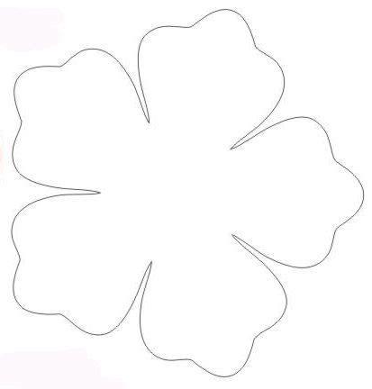 molde de flor de pico apexwallpaperscom molde gratis de flores de papel gigante apexwallpapers com