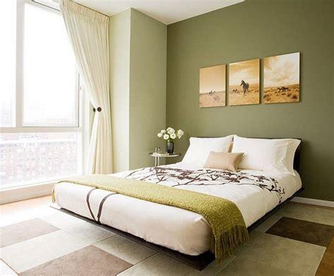 agencement deco chambre vert olive deco chambre zen