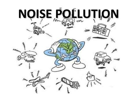 Of Noise Air Pollution