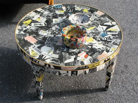Decoupage Photo - decoupage ideas for furniture hgtv