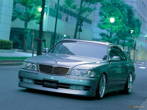 1996 nissan cima fy33 pictures information and specs