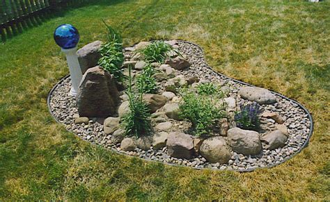 rock garden construction wiltrout nursery chippewa falls wi