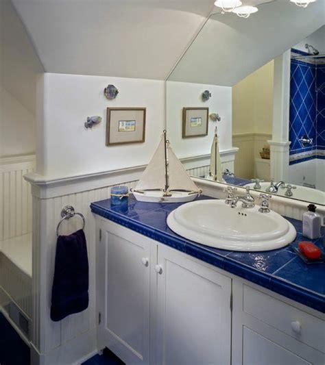 nautisches badezimmer ahoi oder 30 ideen f 252 r nautisches design zu hause