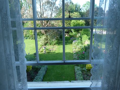 backyard window the charms of yorkshire england melody wren