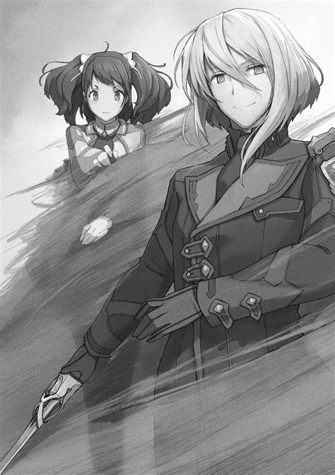 Novel Maou Gakuin No Futekigousha Ilustrasi Volume 4 (I