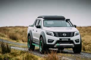 Nissan Nivana Nissan Navara Enguard Concept Previews Tomorrow S Rescue
