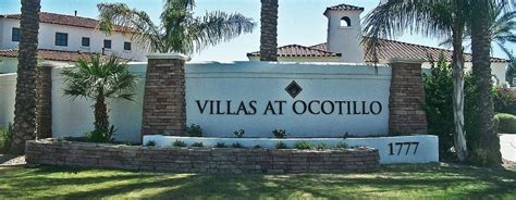 houses for sale in chandler az villas at ocotillo homes for sale chandler arizona 85248