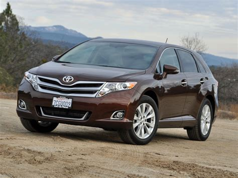 2014 Toyota Venza Review 2014 Toyota Venza Test Drive Review Cargurus