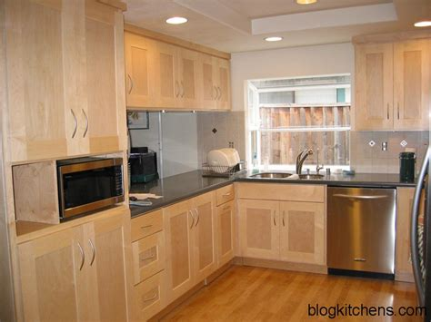 modern light wood kitchen cabinets kitchen design ideas blog