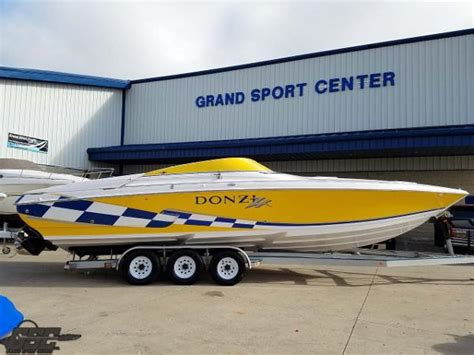 donzi 33zx boats for sale in illinois - Donzi Boats For Sale In Illinois