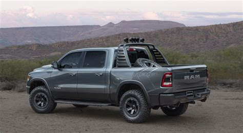 Concept Trucks by Ram Teams Up With Mopar For Sema Bound Concept Trucks