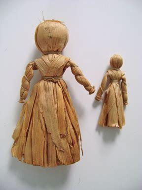 corn husk doll museum corn husk dolls lakeshore museum center