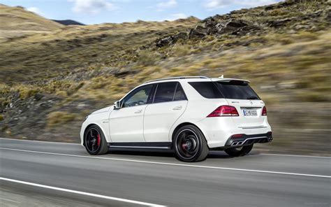 Mercedes Gle 63 Amg by Mercedes Gle 63 Amg 2016 Widescreen Car
