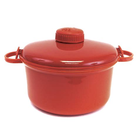 vegetable steamer pot 2 55l microwave pressure cooker rice pasta vegetable steamer pot ebay